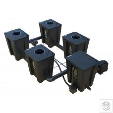 Idrolab 2 Row 4 Pot Large RDWC System