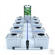 ALIEN RDWC 10 Pot 36L PRO Silver Series Alien