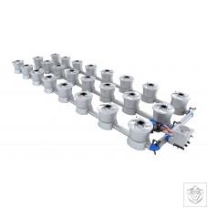 ALIEN V-System 24 Pot (3 Row) Alien