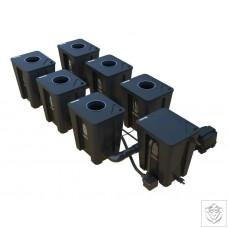 Idrolab 2 Row 6 Pot Original RDWC