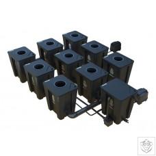 Idrolab 3 Row 9 Pot Original RDWC
