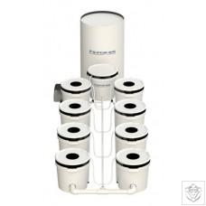 Trident RDWC 8 Pot Poseidon Hydroponics Systems