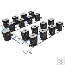 UCDB16XL13 Under Current Double Barrel 16 XL13 System