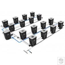 UCDB16XXL13 Under Current Double Barrel 16 XXL13 System