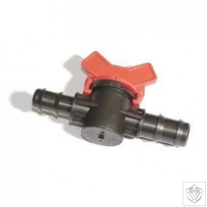 Barbed Flow Tap (Ball Valve) N/A