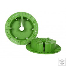 "9"" - 12"" Round Flood & Drip Shield FloraFlex"