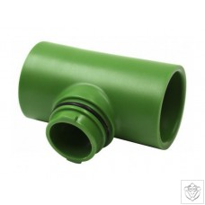 FloraFlex T-Piece Pipe Fitting FloraFlex