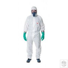3M Protective White Coverall