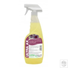 Ultra Ax Disinfectant Spray 750ml