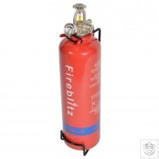 Automatic Fire Extinguishers 1kg & 2kg