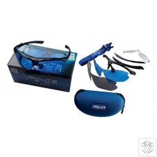 LED Protection Glasses Deluxe