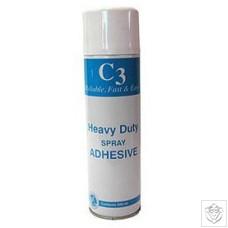 C3 Adhesive Spray N/A