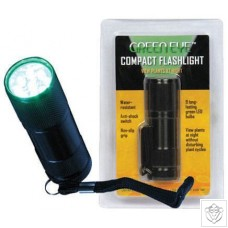 Green LED Flashlight