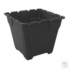 35L Premium Square Pot with Feet N/A