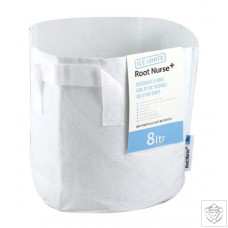 Root Nurse Ice White Fabric Pots 8L to 30L