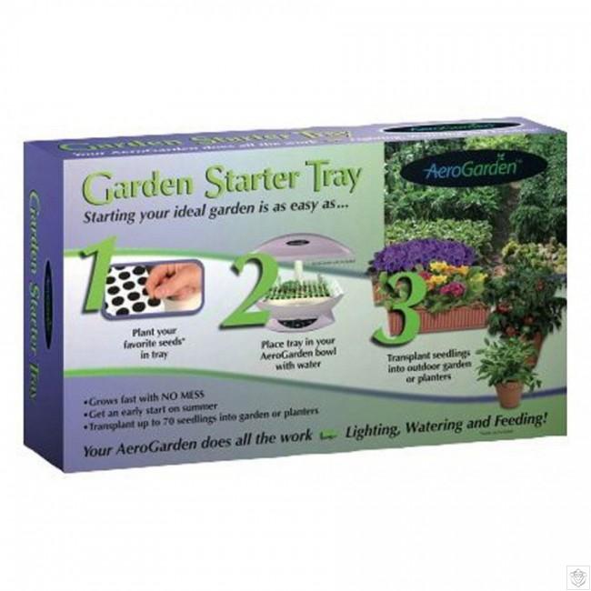 Aerogarden Competitors: AeroGarden Garden Starter Tray