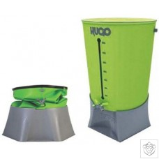 Hugo 200L Collapsible Tank with Base