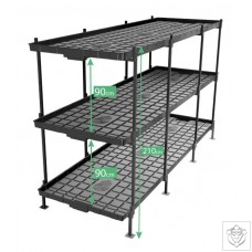 Idrolab 3 Level Grow Table 120x240cm