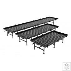 Idrolab Grow Table 120x240cm with Trays