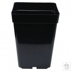 Square Pot 15cm (20cm depth) (3L) N/A