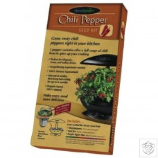 AeroGarden Seed Kit - Chilli Peppers