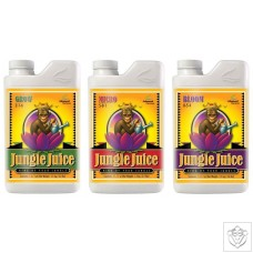 Jungle Juice Micro, Grow, Bloom Advanced Nutrients