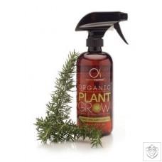 Plant Grow Agrarian Organics