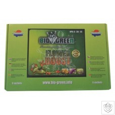 Flower Boost Box of 6 BioGreen