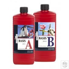 Mills Basis A/B DNA Mills