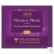 Natural Mistik Dragonfly Earth Medicine