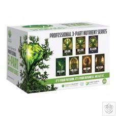 3 - Part GMB Kick Starter Kit Emerald Harvest
