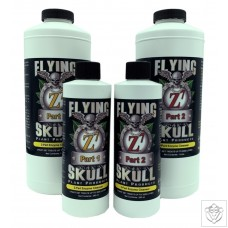 Z7 2-Part Enzyme Cleanser Flying Skull