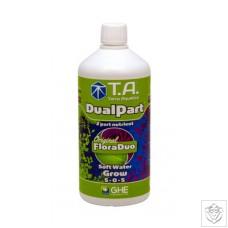 Terra Aquatica DualPart Grow Soft Water (formerly FloraDuo Grow SW)