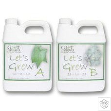 Let's Grow A&B G.E.T.
