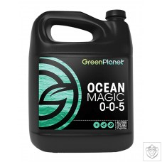 Ocean Magic Green Planet