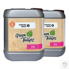 Green Tulipz Osmosis Grow Fertilizer Green Tulipz