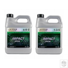 Impact 2 Part Base Nutrient Grotek