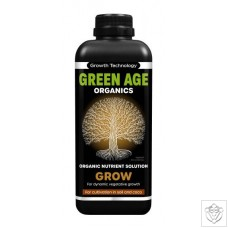 Green Age Organics Grow 1L Growth Technology