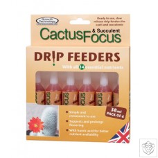 Cactus Focus Drip Feeders Growth Technology