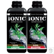 IONIC Soil Growth Technology