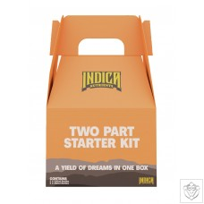 Two Part Starter Kit Indica Nutrients