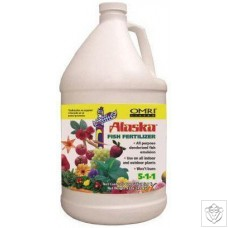 Alaska Fish Fertilizer 3.78 Litres
