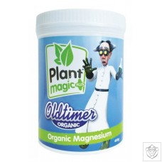 Oldtimer Organic Magnesium 400g Plant Magic