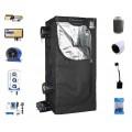 Gold Kit - HPS - 100 x 100 x 200cm Esoteric Hydroponics