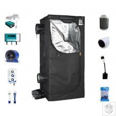 Silver Kit - HPS - 100 x 100 x 200cm