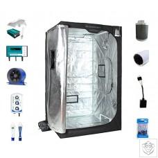 Silver Kit - HPS - 150 x 150 x 200cm