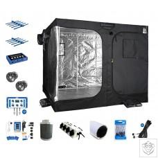 Gold Kit - LED - 240 x 120 x 200cm