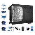 Silver Kit - LED - 240 x 120 x 200cm
