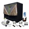 2 x 600W Soil Grow Tent Kit - 240 x 120 x 200cm