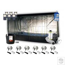 Soil Grow Tent Kit 400 x 200 x 200cm